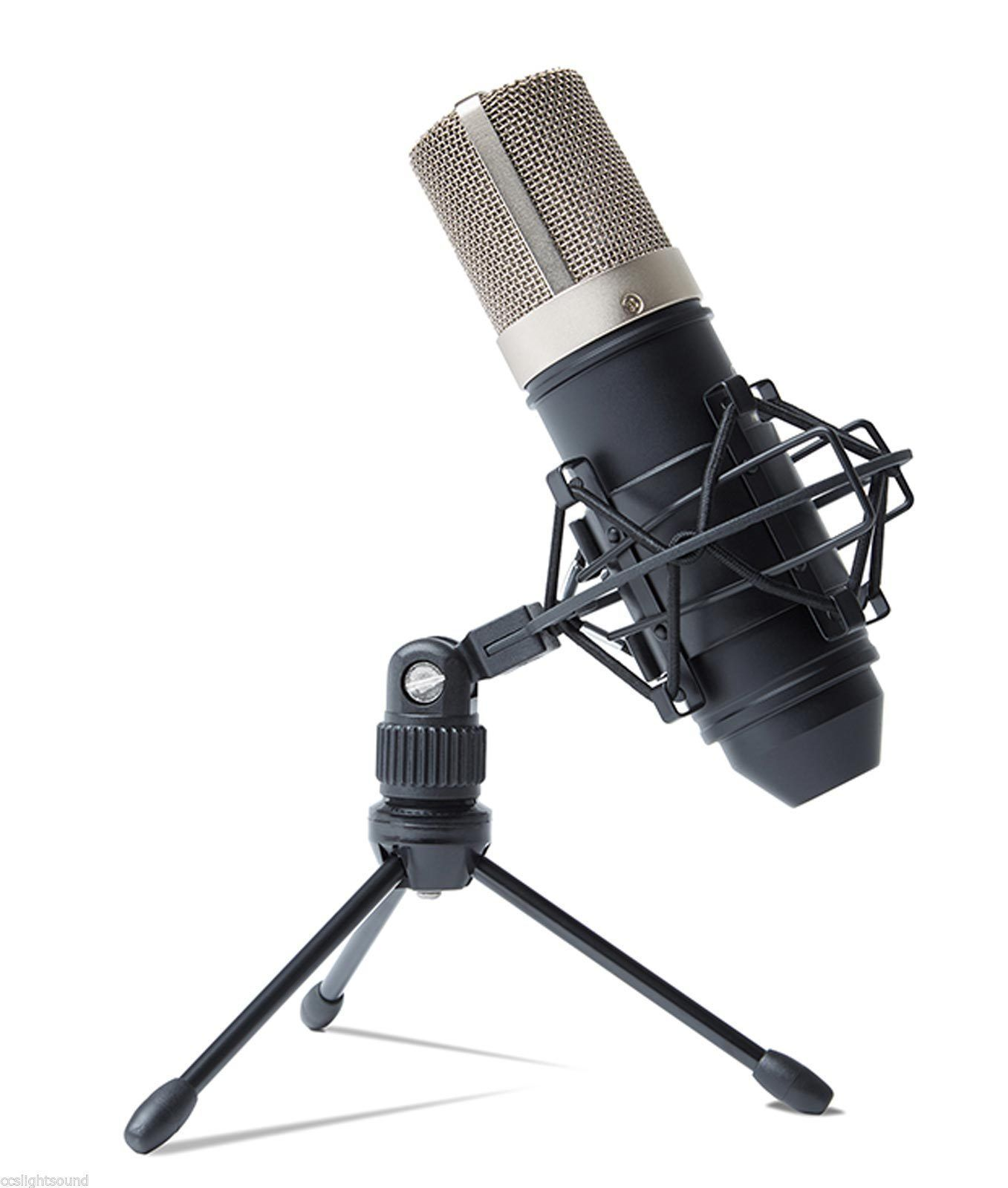 how to clean microphone diaphragm