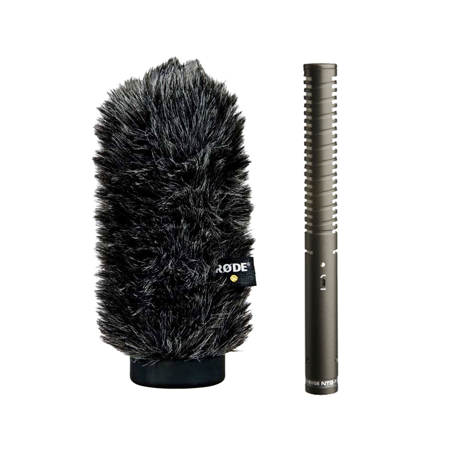 rode ntg1 shotgun microphone with free ws6 professional