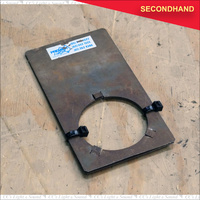 Gobo Holder 120mm gate for A size gobo - IA: 85mm x2  (secondhand)