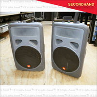 "JBL EON15 15"" Powered SubWoofer Grey 250w - Sold as a Pair (secondhand)"