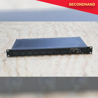 Redback A4425 8-channel Rackmount Mixer with 6 x Mic Inputs, 8 x RCA Inputs (secondhand)