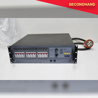 LSC T1210 12ch x 10 Amp Rack Mounting Dimmer DMX512 & Analogue Inputs 40 Amp 3-phase Tail (secondhand)