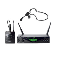 AKG WMS470PTH Sports-Set Wireless System with C544L Headworn Microphone