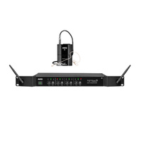 AKG DMS-TETRAD Performer-Set 2.4GHz Professional Wireless Microphone System