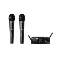 AKG AKG WMS40 Mini-2 Dual Handheld Wireless System