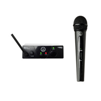 AKG Mini Vocal Handheld Wireless System US25-A  537.500 MHz