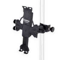Alctron IS-8 Adjustable Holder Compatible with iPad Mini, Clamps to Mic Stand