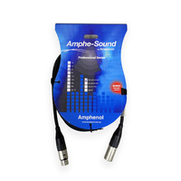 Amphenol A006 6M Microphone Cable