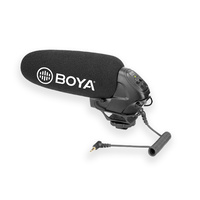 Boya BM3031 On-Camera DSLR Shotgun Microphone