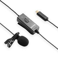 Boya GM10 Lavalier Microphone for Gopro HERO3/3+/4
