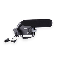 Boya BY-VM190 Shotgun Video Microphone for DSLR