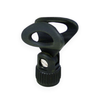 Bravo AP3802 22mm Rubber Microphone Holder