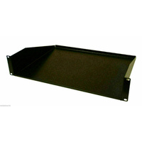 BravoPro APSF2U 2RU Rack Shelf