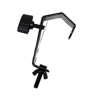BravoPro LS025 35mm Lighting Hook Clamp - Black