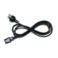 IEC 3-pin AC 240v Power Cable