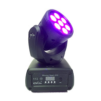CR.Lite Kanjo RGB Moving Head with 7 x 3w LED's