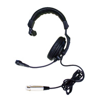 Jands EHS1 Single-Muff Communications Headset