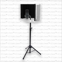 Alctron MC003 Studio Condenser Microphone with PF32 MkII Isolation Screen and Stand