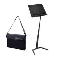 RATstands 69Q13 Jazz Stand - Professional Folding Music Stand with Gig Bag