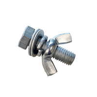 LHBS3 1.5-inch x 1/2-inch Nut, Bolt & Washer Set