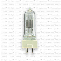 GE T25 240V 500w GY9.5 Replacement Lamp