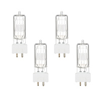 USHIO T27 JCS 240v 650w BGYB Replacement Lamp x4