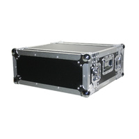 BravoPro 4UED 4RU Rack Case with Lids