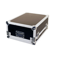 BravoPro Mixer case for Midas 32R with Rack Mount Strip