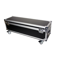 BravoPro SPID Roadcase with Casters suit Stands