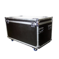 Bravo UT120C Packer Roadcase with Wheels