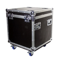BravoPro UT60C Packer Roadcase with Wheels