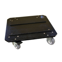 BravoPro WED Dolly Board with 4 x 100mm Casters