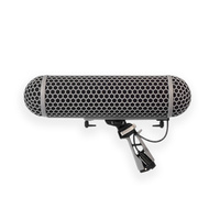 Rode Blimp for Shotgun Microphone with Wombat Windshield