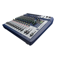 Soundcraft Signature 12 Compact Mixer with Effects Processor