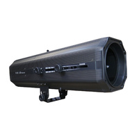 Skystar FS-300 FollowSpot 300w LED with Integral 4-Colour Changer