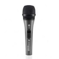 Sennheiser E835S Dynamic Vocal Microphone with Switch