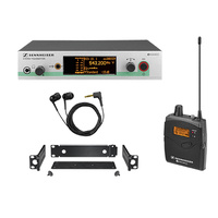 Sennheiser EW300IEM G3 In-Ear Monitoring System