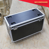 Packer Roadcase on Wheels with 2 Internal Compartments (secondhand)