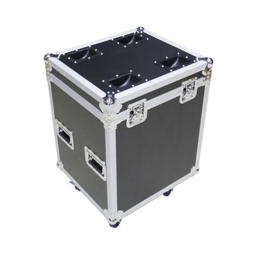 BravoPro Road Case with wheels to suit 12 x RATstands Jazz music stands